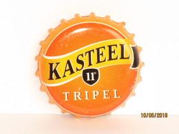 Capsules Ou Plaques De Muselet   BIÈRE  KASTEEL TRIPEL - Bière