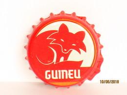 Capsules Ou Plaques De Muselet   BIÈRE  GUINEU JACK THE RIPA BIÈRE CATALANE - Bière