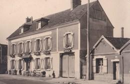 Photo Format CPA  :  Trie Château (60) L'Auberge De L'Ecu Route Nationale - Lieux