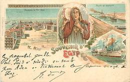 PIE-R-18-2372 : SOUVENIR D'EGYPTE - Egypt
