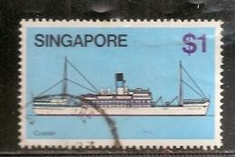 SINGAPOUR      OBLITERE - Singapore (1959-...)