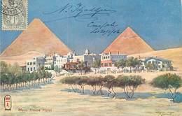 PIE-R-18-2385 : MENA HOUSE HOTEL - Pyramids