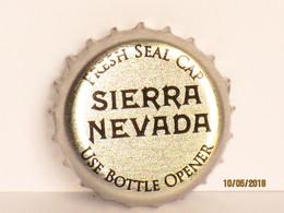 Capsules Ou Plaques De Muselet  Bière SIERRA NEVADA - Bière