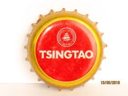 Capsules Ou Plaques De Muselet   BIÈRE  TSINGTAO - Bière