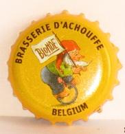 Capsules Ou Plaques De Muselet   BIÈRE  BRASSERIE D'ACHOUFFE - Bière