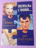 GAI MATTIOLO - Perfume Cards