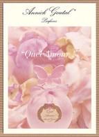 CC Carte Parfumée ANNICK GOUTAL 'QUEL AMOUR' Perfume Card - Cartes Parfumées