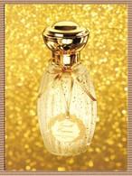 CC Carte Parfumée ANNICK GOUTAL 'VANILLE EXQUISE' Perfume Card - Cartes Parfumées
