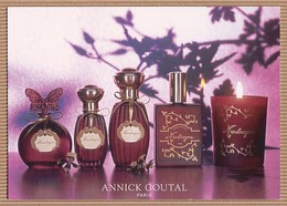 CC Carte Parfumée ANNICK GOUTAL 'MANDAGRORE' Perfume Card - Cartes Parfumées
