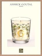 CC Carte Parfumée ANNICK GOUTAL 'L'EAU D'HADRIEN' Perfume Card - Cartes Parfumées