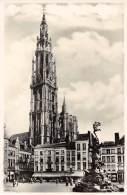 ANTWERPEN - Hoofdkerk, Groote Markt En Brabo - Antwerpen
