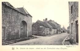 OCQUIER - Uitzicht Der Dorpen : Straat Van Een Condruzisch Dorp - Clavier