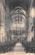 WALCOURT - Intérieur De L'Eglise - Walcourt