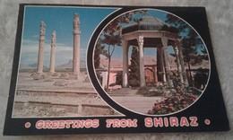 Iran - Greetings From Shiraz - Vedute - Iran