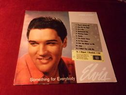 ELVIS  PRESLEY   ° SOMETHING FOR EVERYBODY   33 TOURS 12 TITRES - Vinyl Records