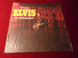 ELVIS  PRESLEY   °  FROM ELVIS IN MEMPHIS  33 TOURS 12 TITRES - Vinyl Records