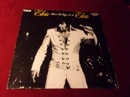 ELVIS  PRESLEY   °  THAT'S THE WAY IT IS  33 TOURS 12 TITRES - Vinyl Records