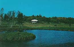 Prince Edward Island - Île-du-Prince-Édouard - Canada - Rainbow Valley - Flying Saucer - 2 Scans - Prince Edward Island