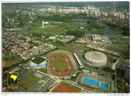 SÃO PAULO GYMNASIUM AND IBIRAPUERA STADIUM STADE ESTADIO BRASIL BRAZIL ( 2 Scans ) - São Paulo