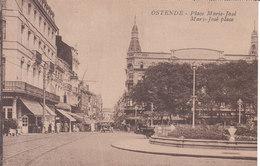 Ostende - Place Marie José - Oostende