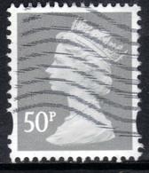 GB 2007 QE2 50p Grey Machin SG Y1727 ( D1444 ) - Machins