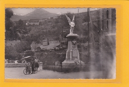 ALBERTACCE -20 - 2B - CPSM - EDIFICES - MONUMENTS - MONUMENTS AUX MORTS - Monument Aux Morts - Animation - France