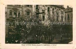 72894385 São Paulo Praca Antonio Prado Palacete Martinico São Paulo - Brazil