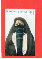 LE CAIRE CAIRO ? Cpa Animée Femme Arabe       156 Harari - Cairo