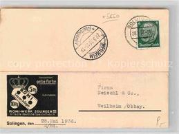 42766689 Solingen Romi Werk Solingen - Solingen