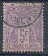 N°95 CACHET A DATE. - 1876-1898 Sage (Type II)