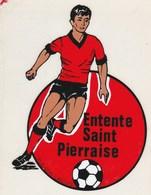 AUTOCOLLANT...ENTENTE ST-ETIENNE - Stickers