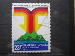 VEND BEAU TIMBRE DE POSTE AERIENNE DE POLYNESIE N° 147 , XX !!! - Poste Aérienne