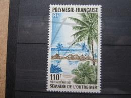 VEND BEAU TIMBRE DE POSTE AERIENNE DE POLYNESIE N° 169 , XX !!! - Poste Aérienne
