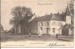Mortsel (oude God), Mechelse Steenweg - Mortsel