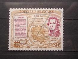 VEND BEAU TIMBRE DE POSTE AERIENNE DE POLYNESIE N° 197 , XX !!! - Poste Aérienne