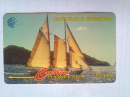 239CATE Sailing Week 1997 EC$40 - Antigua And Barbuda
