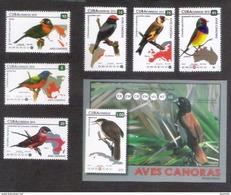 7660  Oiseaux - Birds 2015 - MNH - 3,25 - Oiseaux