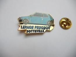 Beau Pin's , Auto Peugeot 205 , Lepage , Sotteville Les Rouen - Peugeot