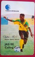 Stephan Malcolm $100 - Giamaica