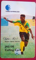 Stephan Malcolm $100 - Jamaica
