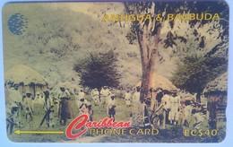 54CATD Cricket Match EC$40 - Antigua And Barbuda