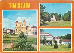D1265 Romania Timisoara Multi Views - Romania