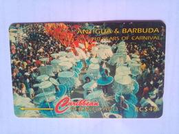 181CATG 40 Years Carnival $40 - Antigua And Barbuda