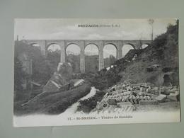 COTES D'ARMOR COTES-DU- NORD SAINT BRIEUC VIADUC DE GOUËDIC  PRECURSEUR - Saint-Brieuc