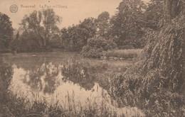 Bousval ,  Le Parc Et L'étang ( Genappe ) - Genappe