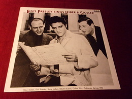 ELVIS  PRESLEY   °  SINGS LEIBER & STOLLER 33 TOURS 20 TITRES - Vinyl Records