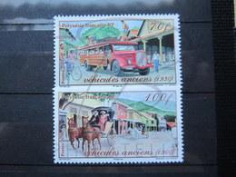 VEND BEAUX TIMBRES DE POLYNESIE N° 949 + 950 , XX !!! - Polynésie Française