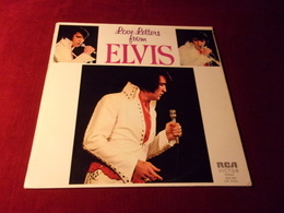 ELVIS  PRESLEY   ° LOVE LETTERS FROM   °  33 TOURS 11 TITRES - Vinyl Records