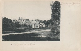 Bousval ,  Le Chateau  De La Motte ( Genappe  , Court Saint Etienne)  Nels Série 14 N° 90 - Genappe
