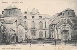 Bousval ,   Chateau  De La Motte ( Genappe  , Court Saint Etienne) - Genappe